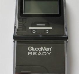 Diabetes Blutzuckermessgerät GlucoMen READY