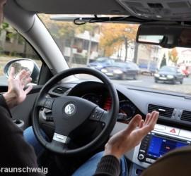 Diabetes und autonomes Autofahren
